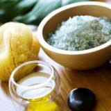 Помогает ли соль от растяжек?