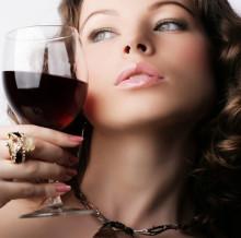 маска с вином для волос