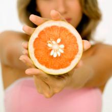 маски из грейпфрута для лица