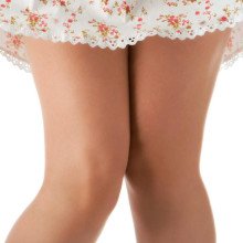 сухая кожа на коленях