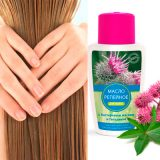 Использование репейного масла для волос