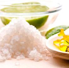 ванночки с солью для ногтей