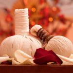 Особенности массажа травяными мешочками