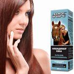 Шампунь Лошадиная сила для ухода за волосами