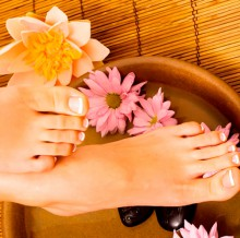 как избавиться от запах ног