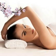 омолаживающий японский массаж лица