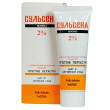Сульсеновая паста 2 для волос