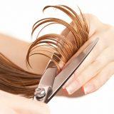 Стрижка волос горячими ножницами – «за» и «против»