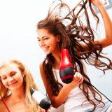 Как правильно высушить волосы феном и не навредить