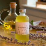 Как приготовить массажное масло для тела в домашних условиях