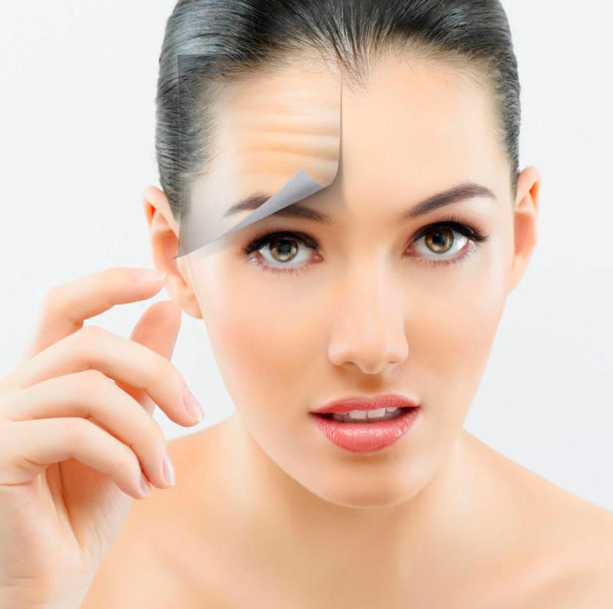 Как избавиться от морщин на лице в домашних условиях быстро
