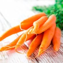 морковные маски от прыщей