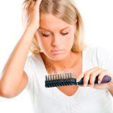 После родов сильно выпадают волосы, что делать?