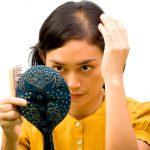 Диффузное выпадение волос у женщин, как происходит лечение