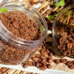 Как приготовить кофейный скраб для ухода за кожей лица