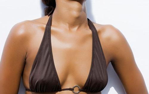 почему обвисает грудь