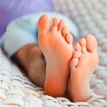 ноги потеют и пахнут что делать