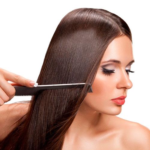 как выпрямиь волосы без утюжка