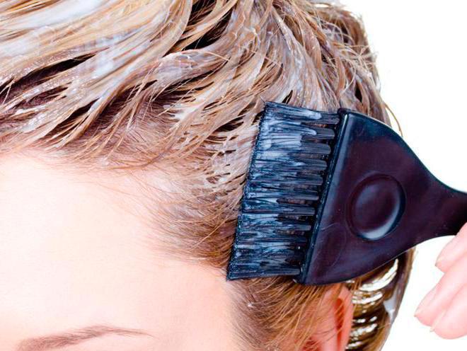 маски для восстановления осветленных волос