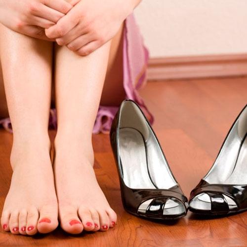 мозоли на ногах от новой обуви