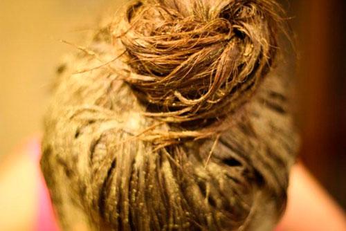 горчичный порошок для волос