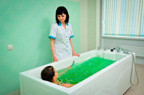 хвойно-жемчужнфе ванны показания и противопоказания