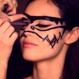 Какой макияж на Хэллоуин можно сделать в домашних условиях