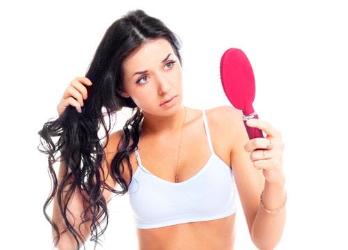 выпадение волос, рецепты