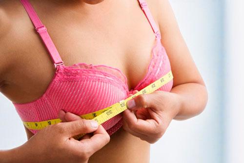 увеличить грудные железы