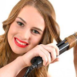как правильно накручивать волосы на утюжок