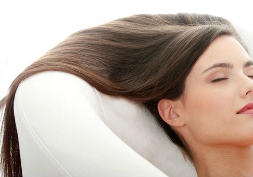 волосы после шелкового обертывания