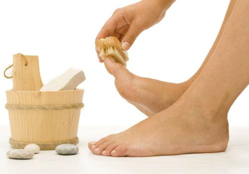 процедуры для ног