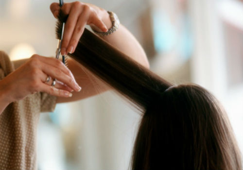 как правильно подстригать кончики