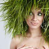 Как избавиться от зеленого оттенка волос после неудачного окрашивания