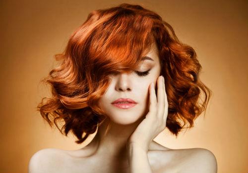 стрижка и покраска волос в июне