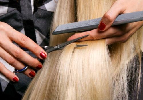 легкая стрижка волос в июле