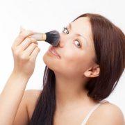 Как сделать нос меньше с помощью макияжа