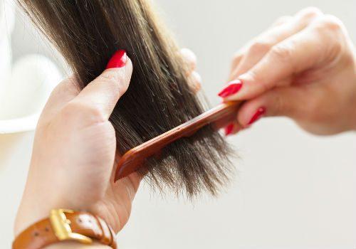 стрижка волос в августе