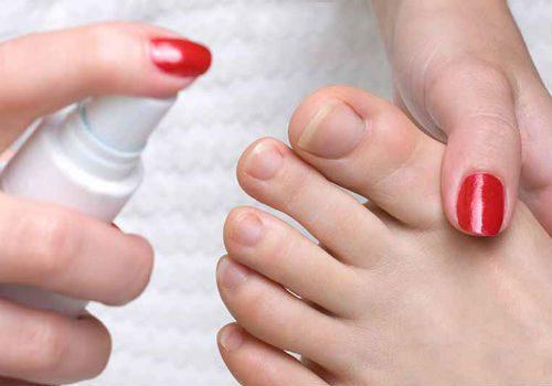 лечение ногтей