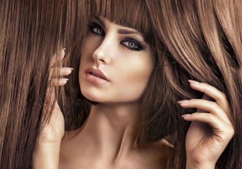 окрашивание волос в сентябре