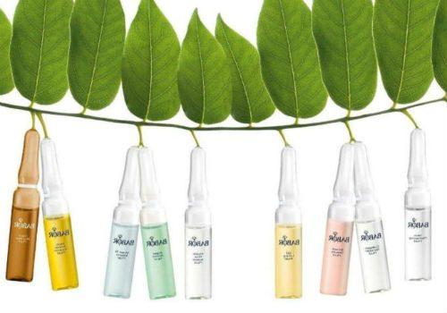витамины группы В в шампунь
