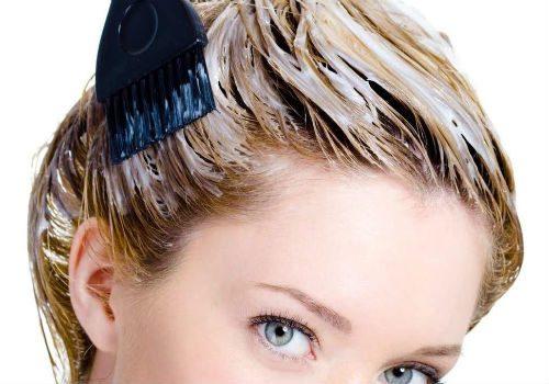 окрашивание волос в ноябре