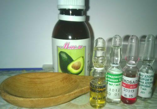 добавлять витамины в маски