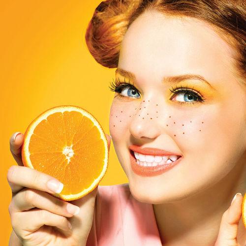 апельсиновая корка на лице