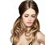 Создаем новогодние прически на длинные волосы