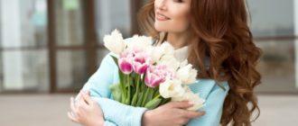 Весна и красивые локоны