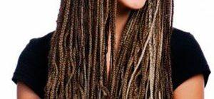 Афронаращивание волос