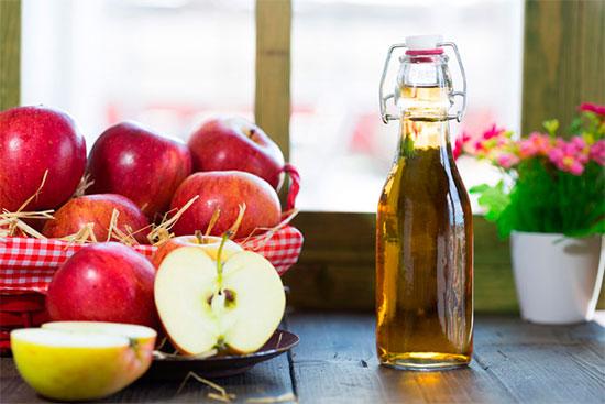 пилинг яблочным уксусом