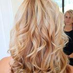 Окрашивание светлых волос