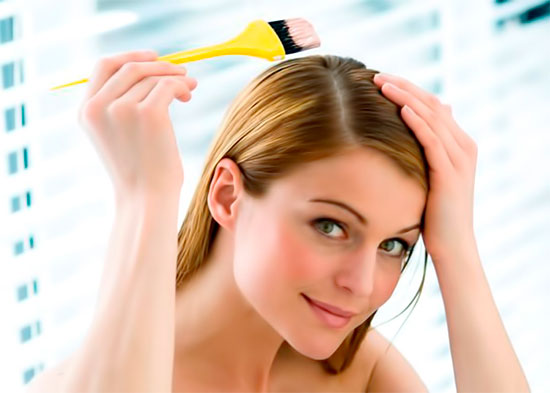 Как правильно делать окрашивание волос в домашних условиях